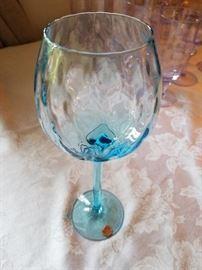 Aquamarine stem
