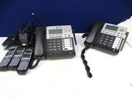 5 Assorted Landline Home or Office Phones