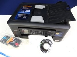 Brother Compact InkJet All in One Printer