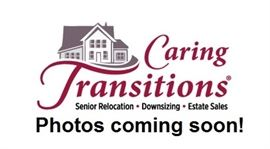 CT Photos coming soon for estate sales