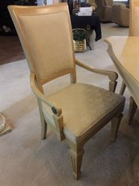 head chair for dining room set