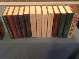 R R Tolkien The History of Middle-Earth. In twelve volumes complete