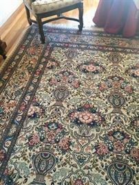 Beautiful large area rug