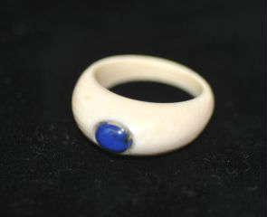 Fantastic Vintage Jewelry Sale! Ivory Rings,    starts on 9