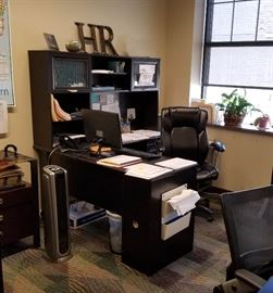 """Professional desk, 23 units available, about 58"""" on each side"""