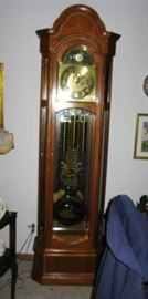 GRANDFATHER CLOCK   BUY IT NOW  $ 500.00