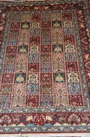 Hand Knotted Persian Mood Birjan , 3 Meter ( 6ft x 4 ft) , $ 450