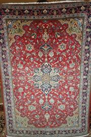Persian Hand Knotted Sarough  (5ft x 3ft ) , Lowest Price: $ 350