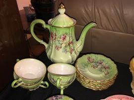 Antique Coffee/Tea Set