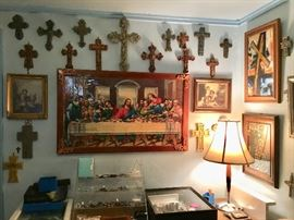 Crosses & jewelry