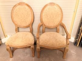Bernhardt Side & Arm Chairs