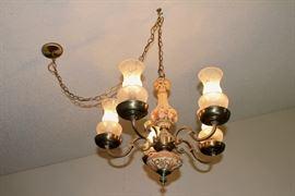 Ceramic Light Fixture