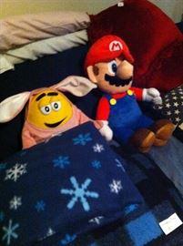 Mario, M&M