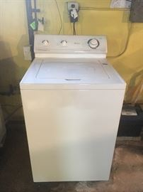 Maytag Top load Wash Machine Model Lat 2300AAE Serial 10217288YS