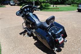 2013 Harley-Davidson FLHX Street Glide w/ 4,394 Total Miles