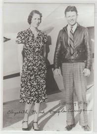 Elizabeth and Douglas G. (Wrong Way) Corrigan