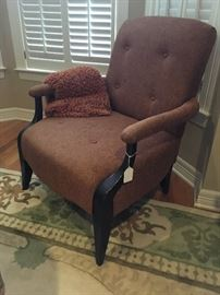 bombay living room chair