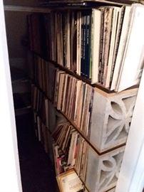 Hundreds of records