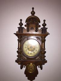 Nice smaller German clock