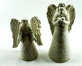 Angels ceramic