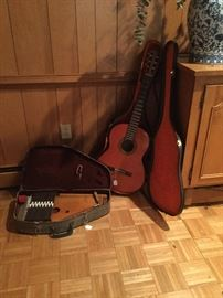 Guitar and Autoharp