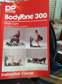 BodyTone 300 Gym