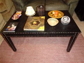 assorted small tables