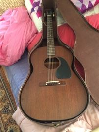 Vintage 1950s Gibson Guitar