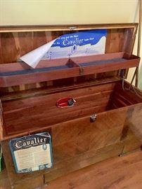 Cavalier Cedar Chest