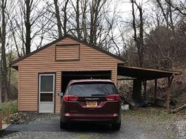 cropped garage