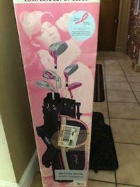 Brand New Golf Clubs!