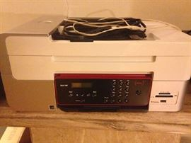Like new Dell Printer, Scanner, Fax