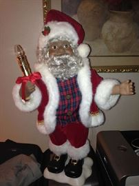 Big Santa!