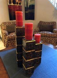 Set/3 Candlesticks
