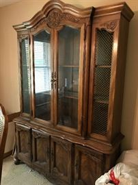 China Hutch - matching table and server