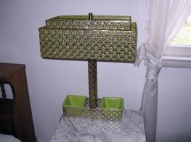 11 GREEN LAMP