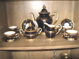 37 COLLINGS CC COFFEE SET