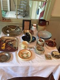 Decorative Pottery and Porcelain Items