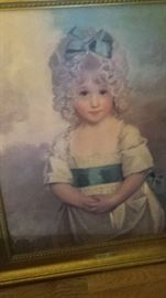 Lovely print of child