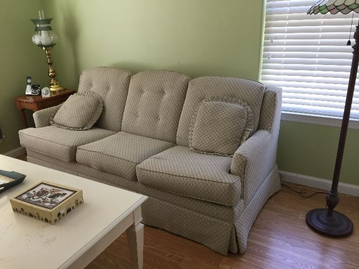 Another couch, like new
