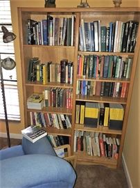 Lots of Book Cases.