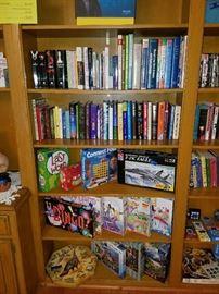 books puzzles games