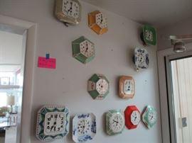 8 day clocks
