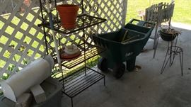 Some outdoor aND she'd items
