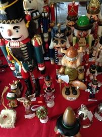 Variety of nutcrackers