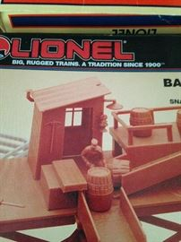 Lionel train set accessories