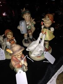 Other German Hummel figurines