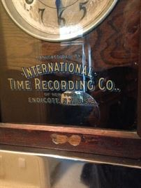 International Time Recording Co, Endicott, New York