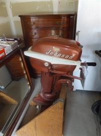 Sea Horse 10 hp Outboard