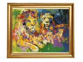 Leroy Neiman Signed & Numbered Lithograph